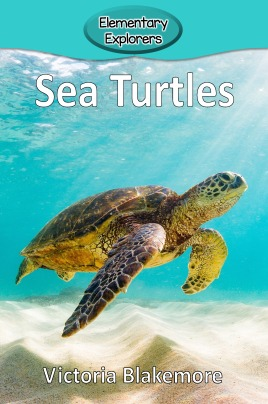 Sea Turtles- Reader_Page_1